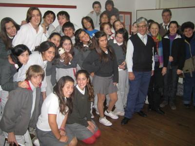 Caszacuento : En colegio Jean Piaget de Montevideo - photo#38