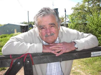PEPE MUJICA PRESIDENTE DEL URUGUAY