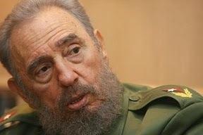 Fidel Castro nos da su ejemplo de lucha y nos se detendra en ella hasta que la muerte se lo impida