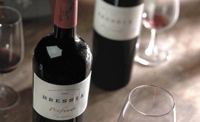 Walter Bressia, uno de los grandes hombres del vino