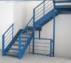 Tecnicos unidos for Escaleras 2 tramos