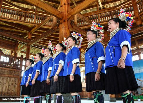 viajes sanjiang Guilin