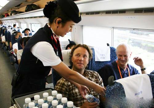 Viajar por China 2016 con tren bala 12 Dias