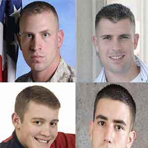 Imagenes corte de cabello militar